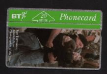 Phonecard BT Telephone card Romanian Relief  #231